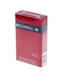 Dunhill KS Burgundy Red