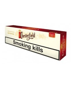 Chesterfield Classic Red KS Box