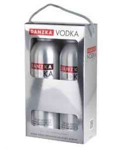 Danzka Red - twinpack