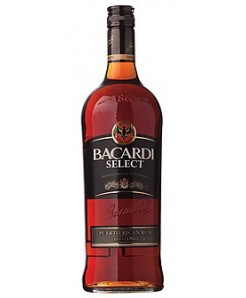 Bacardi Black - Carta Negra