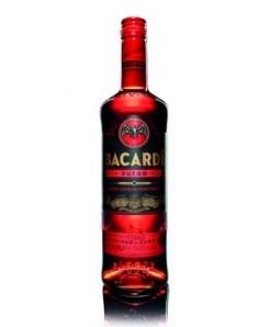 Bacardi Gold - Carta Fuego