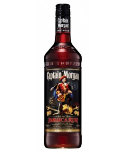 Captain Morgan Jamaican Rum/Black