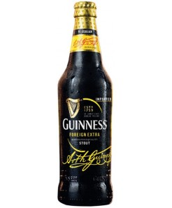 Guinness Foreign Extra - bottle