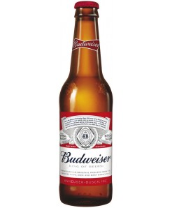 Budweiser o.w. - bottle