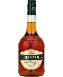 THREE BARRELS VSOP